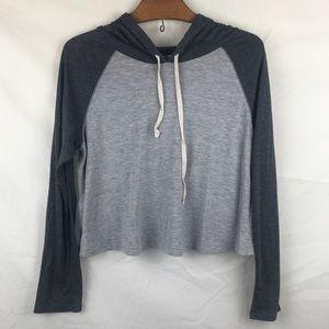 Tops - Gray Sweatshirt